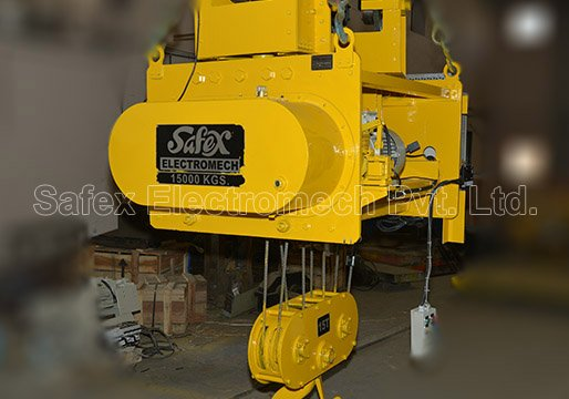 Custom Design Equipment, Cranes, Hoists