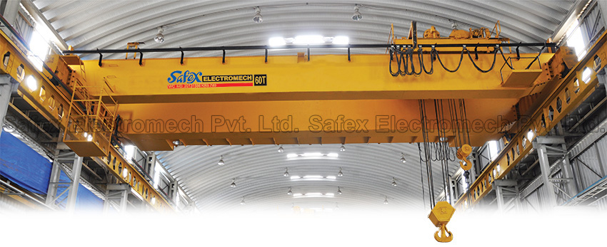 Electric Overhead Travelling Cranes, Eot Cranes, Safex